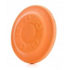 Jk frisbee 17 cm pomarańczowe 46510 zabawka dla psa