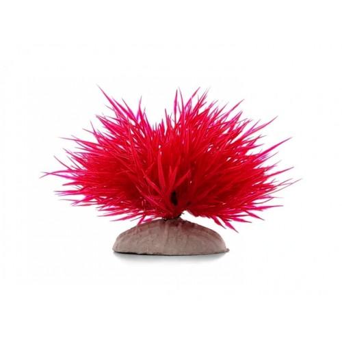 Sztuczna roślina do akwarium trawa czerwona 18360