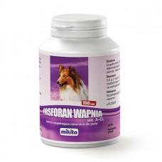 Mikita fosforan wapnia witamina A D3 E 150 tabletek suplement diety