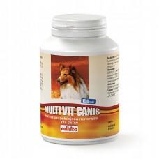 Mikita multivit canis 150 tabletek suplement diety dla psa