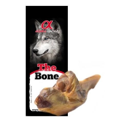 Alpha spirit hiszpańska noga szynkowa z mięsem nr 6 - przysmak dla psa