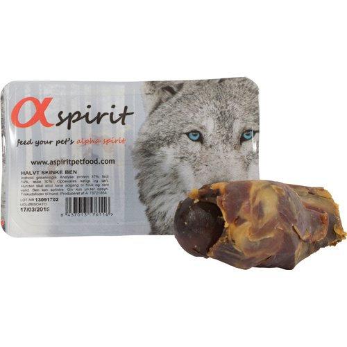 Alpha spirit połowa nogi wieprzowej - przysmak dla psa