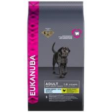 Eukanuba active dog large breed kurczak 15 kg