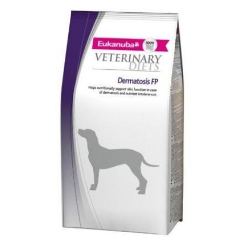 Eukanuba veterinary diets dermatosis fp 12 kg