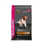 Eukanuba adult/small medium breed jagnięcina 12 kg sucha karma dla psa