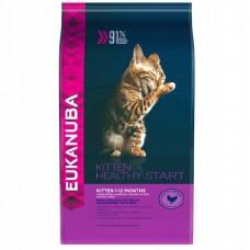 Eukanuba kitten dla kociąt od 1-12 mieś 10 kg sucha karma
