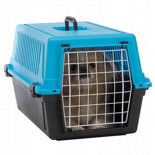 Transporter atlas 20 niebieski new dla królika