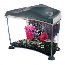 Hobby marina betta akwarium 6,7 l czarny ah-3722