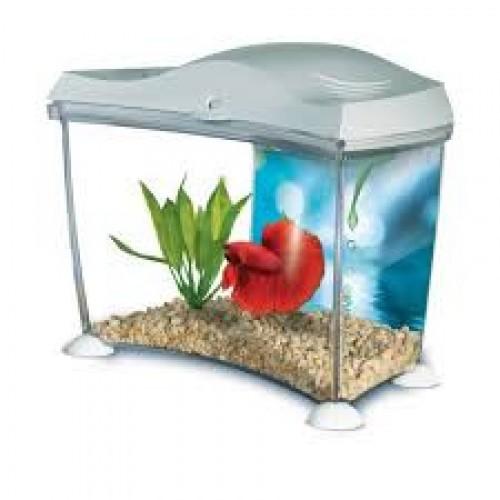 Hobby marina betta akwarium 6,7 l białe ah-3739
