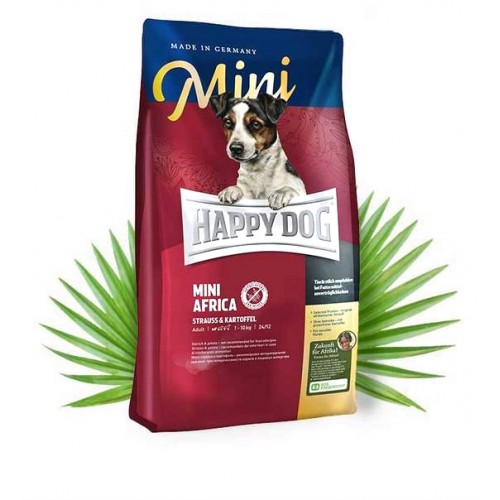 Happy dog mini africa 4 kg