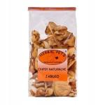 Herbal chipsy naturalne jabłko 100g - zioła dla chomika, świnki, królika, szynszyla