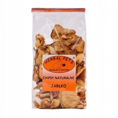 Herbal chipsy naturalne jabłko 100g