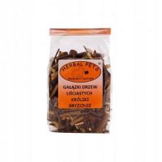 Herbal gałązki drzew liściastych 75g  - zioła dla chomika, świnki, królika, szynszyla