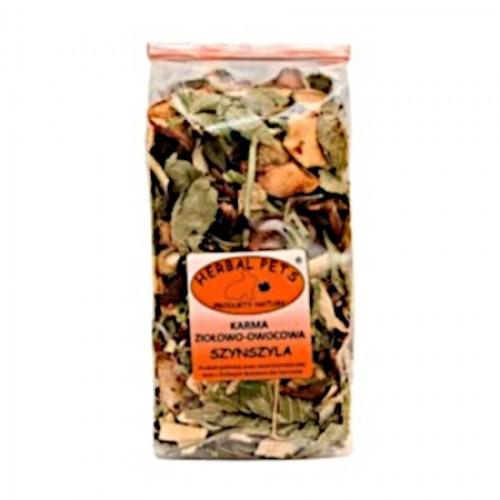 Herbal karma ziołowo-owocowa szynszyl 150g