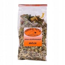 Herbal zioła uzupełniające dla królika 100g