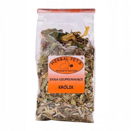 Herbal zioła uzupełniające królik 100g
