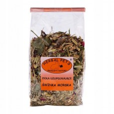 Herbal zioła uzupełniające dla świnki morskiej 100g