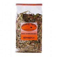 Herbal zioła uzupełniające dla szynszyla 100g