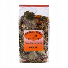 Herbal zioła podstawowe królik 125g