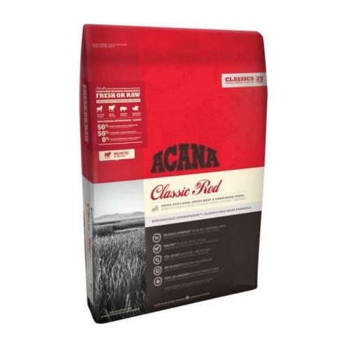 Acana clasic red 17 kg karma dla psa