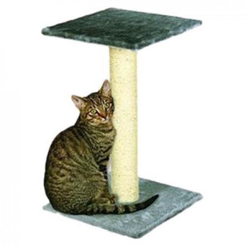 Drapak dla kota Beata 31x31x39 cm szary 453-1033
