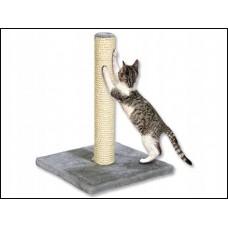 Drapak dla kota słupek nora szary 453-1013 31x31x37