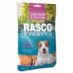 Rasco chicken & cod sushi 80g karma dla psa, przysmak