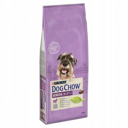 Purina dog chow senior jagnięcina 14 kg