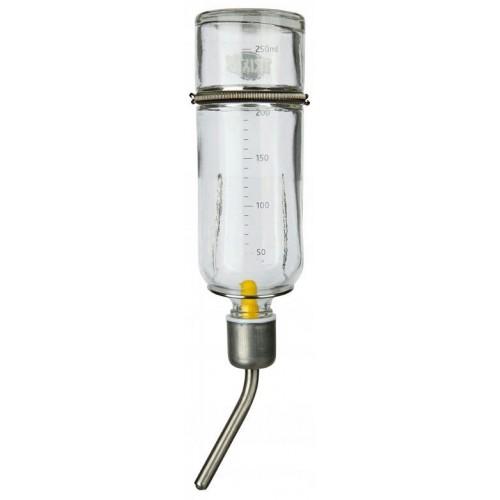 Trixie poidło szklane dla gryzoni 250ml tx-60442