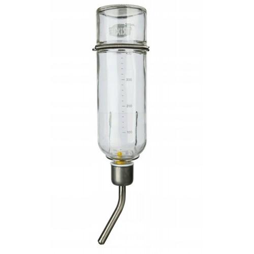 Trixie poidło szklane dla gryzoni 500ml tx-60443