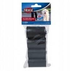 Trixie woreczki na odchody czarne 4 szt 2332