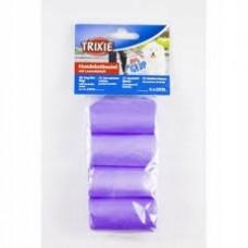 Trixie woreczki na odchody lawendowe 4szt 22839