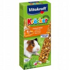Vitakraft kracker świnka miodowy 2+1 gratis 89438 - kolba dla świnki morskiej