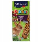 Vitakraft kracker królik orzech 2+1 grat 89315 - kolba dla królika