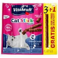 Vitakraft cat sticks mini dorsz tunczyk 89470 przysmak dla kota