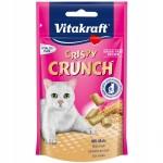 Vitakraft crispy crunch odkłaczająca 28811 - przysmak dla kota