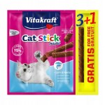 Vitakraft cat stick mini łososiem i pstrągiem