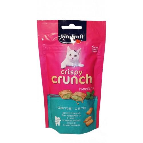Vitakraft crispi crunch dental 28813 - przysmak dla kota