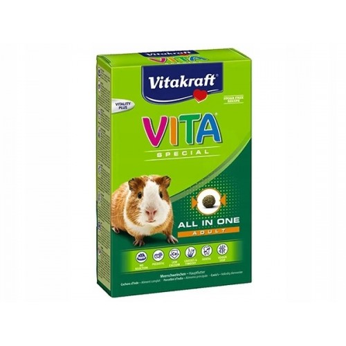 Vitakraft vita special karma świnka 600g