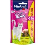 Vitakraft cat yums z inuliną i kocią trawą - przysmak dla kota