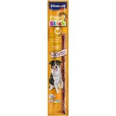 Vitakraft beef stick + indyk 23110 - przysmak dla psa