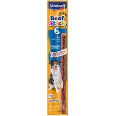 Vitakraft beef stick + serca 23145 - przysmak dla psa