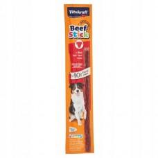 Vitakraft beef stick + wołowina 23009 - przysmak dla psa