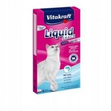Vitakraft liquid snack łosoś-omega 3  16423
