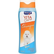 Vitakraft szampon vita care blue wybielający dla psa