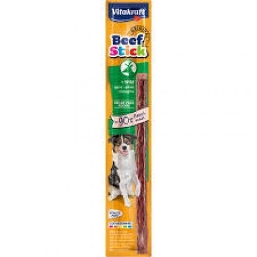 Vitakraft beef stick + dziczyzna 23029 - przysmak dla psa