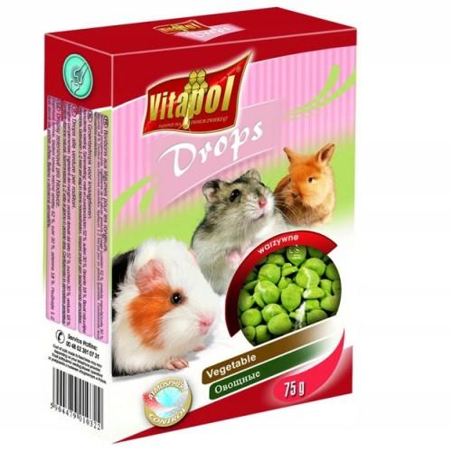Vitapol dropsy warzywne 75 g 1032