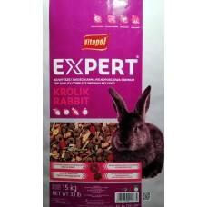 Vitapol karma dla królika expert 15 kg zvp 1297