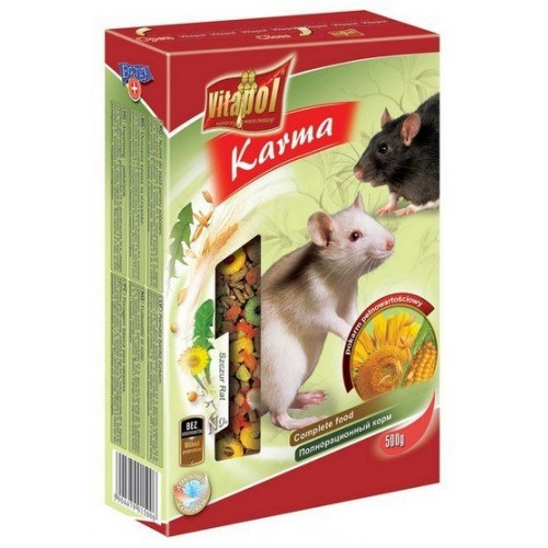 Vitapol szczur 0,5kg zvp-1500