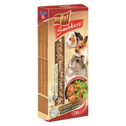 Vitapol smakers gryzoń orzechowy dla koszatniczki, chomika, świnki zvp 1106